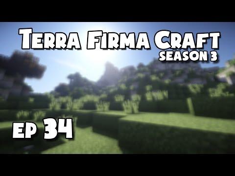 TerraFirmaCraft - S3 #34 - Harvest Time!!