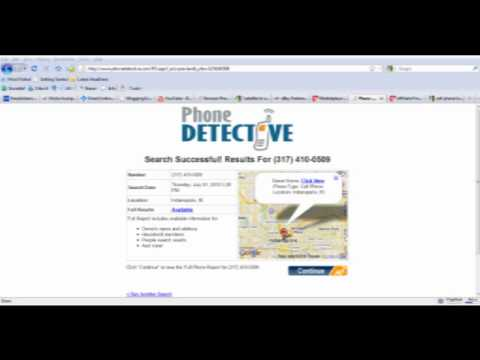 Reverse Cell Phone Lookups | How To Find Addresses By Phone Number