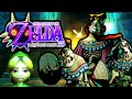 The Legend Of Zelda Majoras Mask 3ds Gameplay Walkthrough Ik