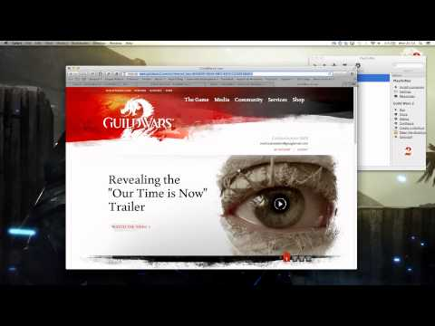 Guild Wars 2 auf dem Mac installieren - [German]