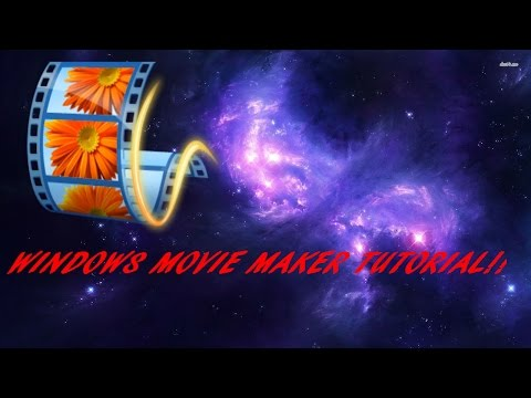 How to Split and Remove Clips in Windows Movie Maker!