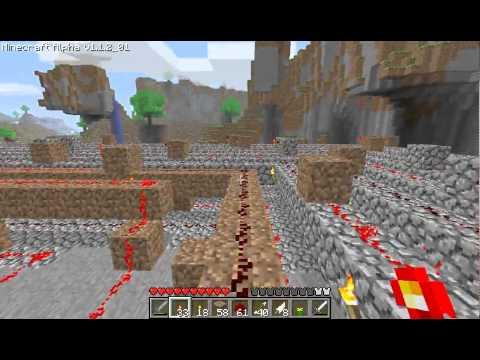 16-bit ALU in minecraft