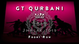 GT Qurbani {First Place} | Front Row | Jhalak 2019 | [@PARTH.PRODUCTIONS]