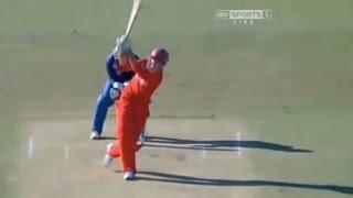 Malcolm Lake 118, Zimbabwe U19 vs. India U19