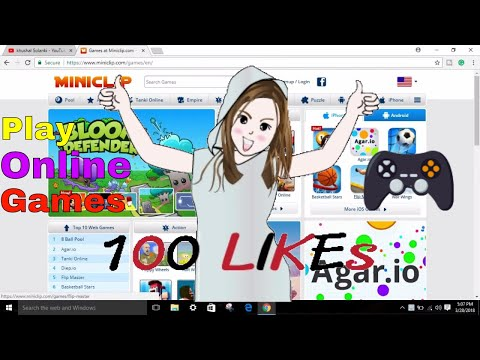 How To Play Games Online Without Downloading Absolutely Free - (2018)