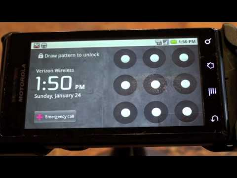 Android Lock Screen Bypass