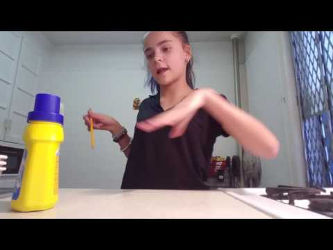 Slime test part 1.shampoo and body wash and tide