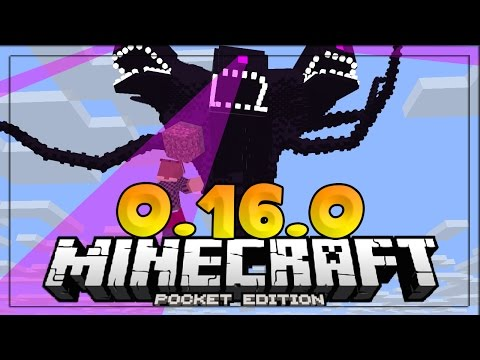 MINECRAFT PE - HOW TO SPAWN THE WITHER STORM! - New MCPE Mob Add-on - Minecraft PE (Pocket Edition)