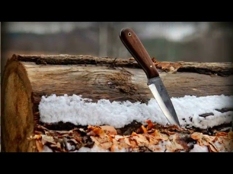 Bushcraft Knife Making Kit Preview
