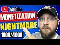 MAJOR CHANGES To YouTube Monetization Policy | No More 10,000 Views