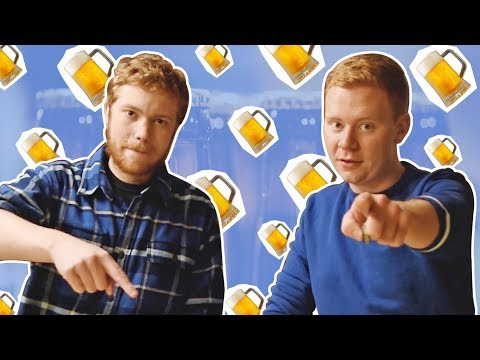 Amateur Guys Try To Make Beer At Home | Gingers On | Delish