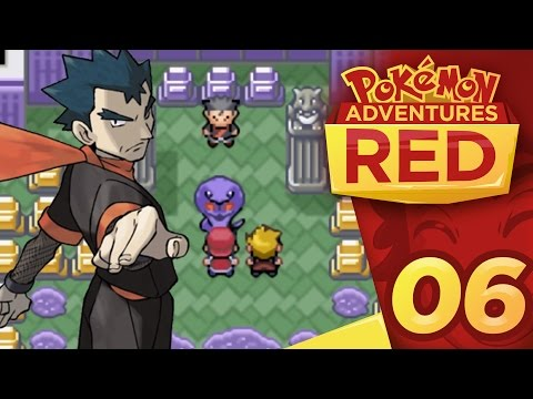 Pokemon Adventures: Red Chapter - Part 6 - Lavender Tower!