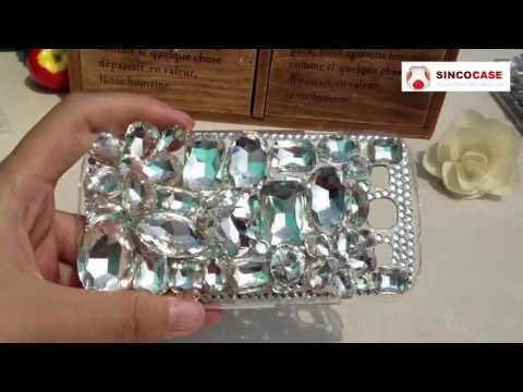 wholesale diamond cell phone cases hands on - sinco phone case factory