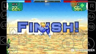 GBA emulator: Dragon Ball Z super sonic warriors Cell's story Dr. Gero is alive??
