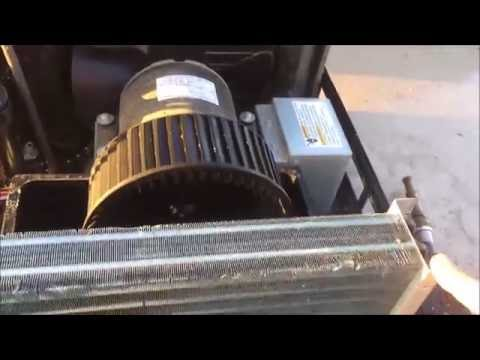 Cleaning RV Air Conditioner Coils