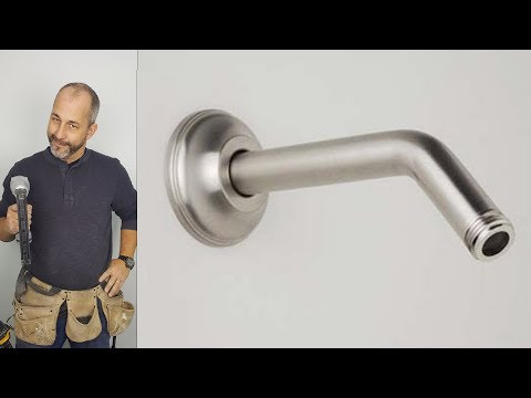 How to Remove a Shower Arm Quick and Easy