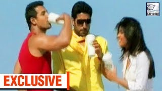 Dostana Movie On Location | Priyanka Chopra, Abhishek Bachchan, John Abraham