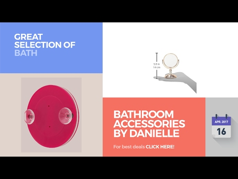 Bathroom Accessories By Danielle Great Selection Of Bath Products