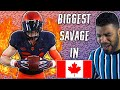 The 1 Cornerback In Canada Is A STRAIGHT SAVAGE L Sharpe Sports