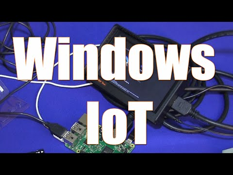 Windows 10 Preview For Raspberry Pi Installation