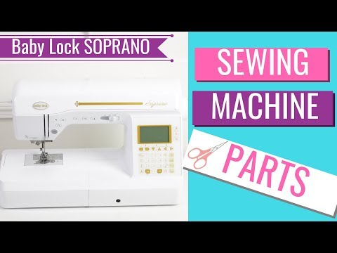 Sewing with Baby Lock SOPRANO - Episode #1