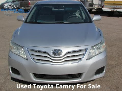 Used 2010 Toyota Camry For Sale in USA, Shipping to Nigeria