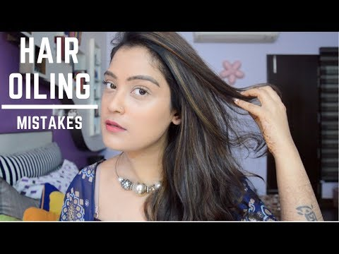 6 Common Hair Oiling Mistakes We Need to Avoid!