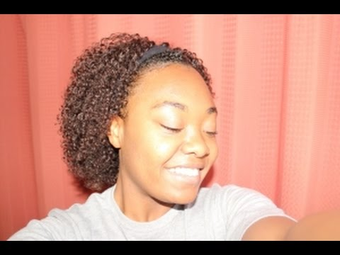 [15] Hair Review: Rain Indian Remy Wet & Wavy Moist Jerry Curl 3 PCS **$21 Weave**