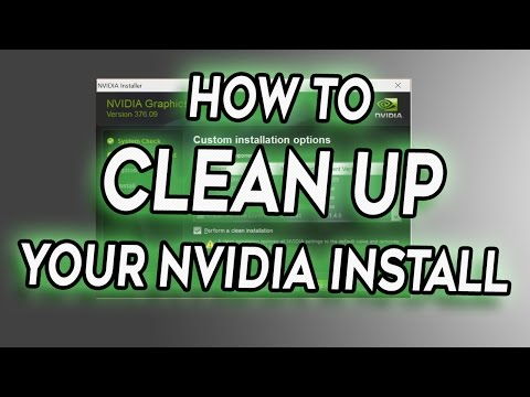 How To GET BACK The Old ShadowPlay & REMOVE TELEMETRY In Your Nvidia Drivers