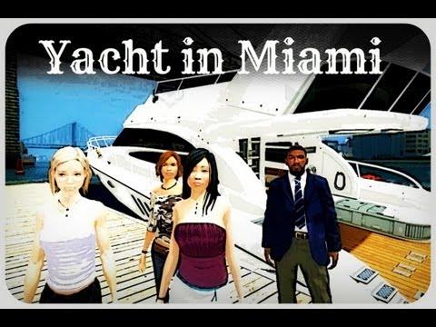 NBA 2k13 MyCAREER - Yacht in Miami | LeBron James vs Neal Bridges