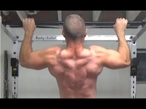Crank up your Pull-Ups by using the 3-Pause method