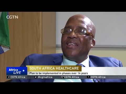 South Africa to move forward with universal health plan