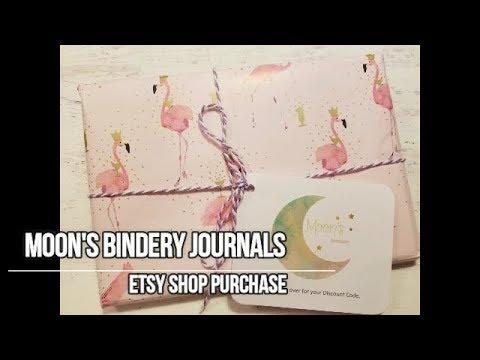 Moon's Bindery Journals
