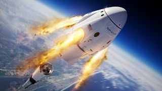 How Falcon 9, Crew Dragon will propel astronauts into space