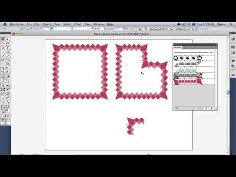 Quick Tip: Learn How to Create Corner Tiles for Pattern Brushes in Adobe Illustrator