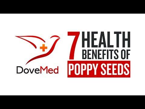 7 Health Benefits Of Poppy Seeds