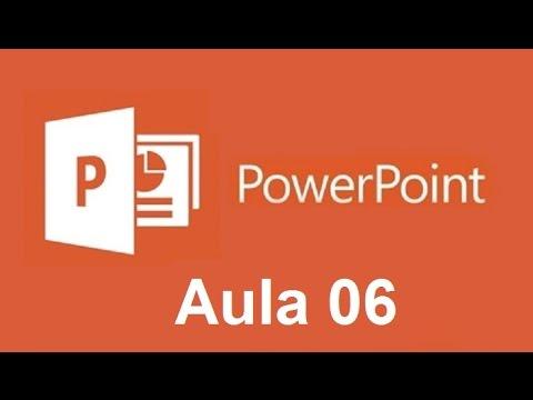 Aula 06  Power Point 2010   Edição avançada com suplementos e storyboarding   Atitude Cursos