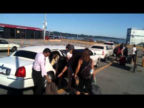 One Minute at the Tsawwassen Ferry Terminal 1