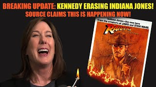 BREAKING: Kennedy ERASES RAIDERS and Indiana Jones FOREVER in Indy 5 Source Claims!