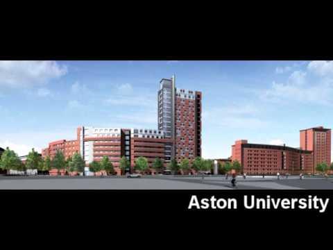 Aston University radio ad - Jan 2012
