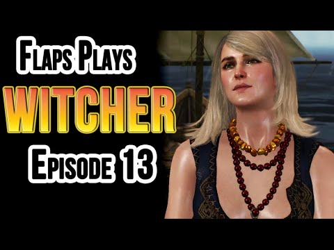 Witcher 3 Playthrough PC: Part 13 (Wandering In The Dark)
