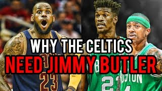 Why Jimmy Butler Can Win The Celtics a 2018 NBA Ring