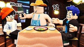 Roblox city roleplay...
