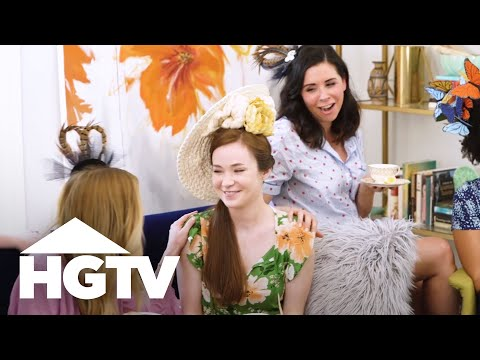 How to Throw a Royal Wedding Watch Party - HGTV