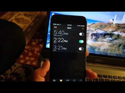 How to Unlock iPhone Passcode | Bypass LockScreen 2018