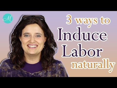3 Ways to Induce Labor Naturally
