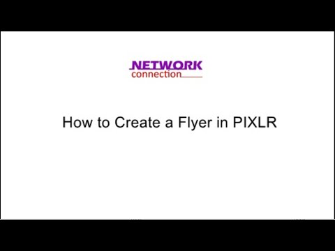How to Create a Flyer/Ad in PIXLR for Craigslist