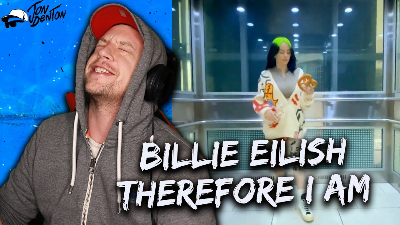 Billie Eilish - Therefore I Am REACTION/REVIEW!!