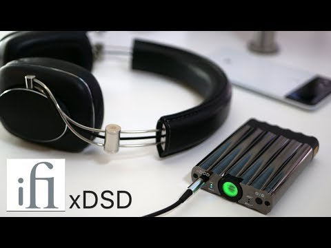 ifi xDSD - Amazing Audio from Android or iPhone