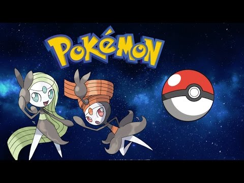 Roblox Project Pokemon - HOW TO GET MELOETTA